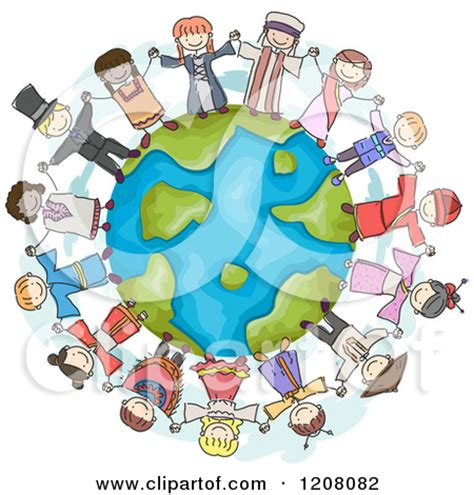 traditions around the world clipart