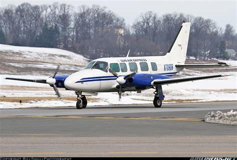 air express piper pa 31 350 navajo chieftain sun air express