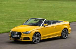 audi a3 cabriolet named carbuyer s best convertible