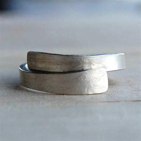 Handmade Silver Rings Uk - handmade designer silver ring by alison designs