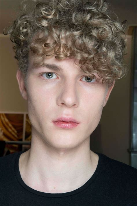 short sides and curl top hairstyles curly hairstyles for men trending right now