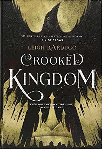 libro crooked kingdom book 2 the backroom staff favorites for young adults 2017