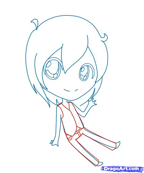 How To Draw Chibi Boys Step By Step Chibis Draw Chibi How To Draw A Chibi Boy