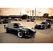 Just A Dream Datsun 240z And RWB Porsche  Rolling Art