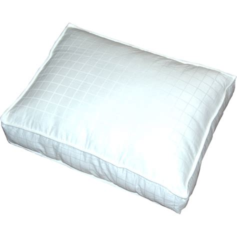walmart bed pillows beyond down side sleeper synthetic down bed pillow
