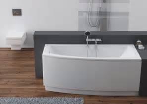 raumspar badewanne 160x70 aquaform asymmetrische badewanne arcline 160x70 rechts