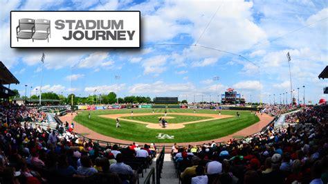 2015 mlb ballpark experience rankings stadium journey dow diamond ranks among milb s best milb com news the