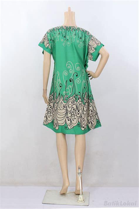 jual baju daster batik grosir baju tidur dropship