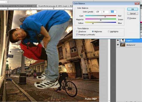 tutorial desain grafis photoshop cs6 tutorial photoshop manusia raksasa photoshop tutorial