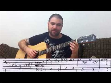 zombie fingerstyle tutorial fingerstyle tutorial zombie guitar lesson w tab youtube
