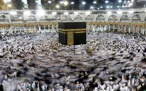 day   ad  kaaba  holiest site