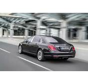 The New S Class Pullman That Is Expected As A Car Of 2016 Model Year