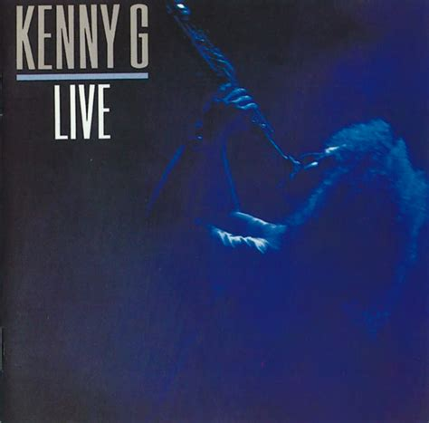 format live cd kenny g 2 live cd album at discogs