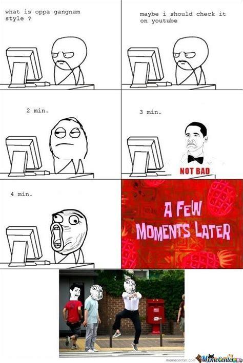 Gangnam Style Meme - oppa gangnam style by lol memes meme center