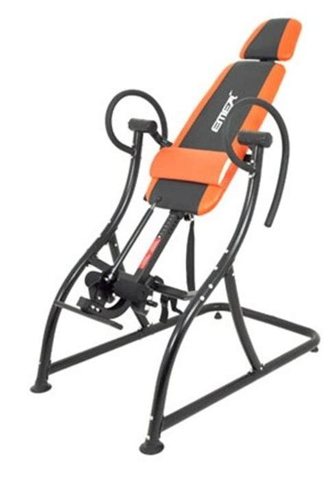 emer inversion table review
