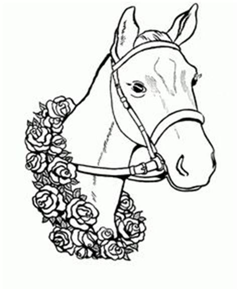 coloring pages of derby horses jockey silks and thoroughbred quot on