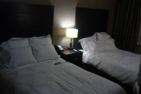hotels with sleep number beds night view from room picture of radisson hotel winnipeg