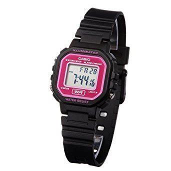 Casio Original La 20wh 1b Jam Tangan Wanita Garansi Casio 1 Tahun Ru jual beli jam tangan casio original la 20wh 4a baru jam