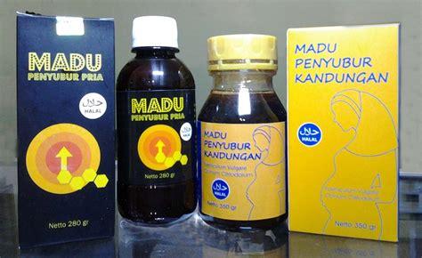 Madu Penyubur Pria Al Mabruroh Isi 280 Gr jual paket madu penyubur di denpasar bali ibuhamil