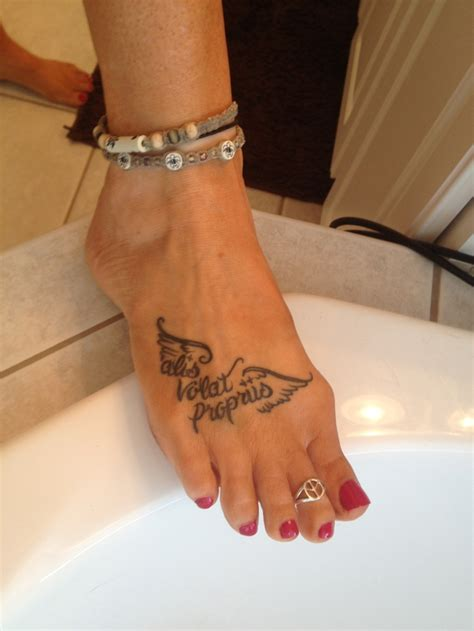 new tattoo in hot tub no photoshop just my foot on the tub with my custom