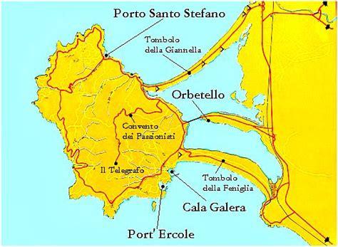cap porto santo stefano cartina geografica porto santo stefano my