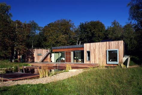 forest house kube architecture archdaily new forest house pad studio archdaily