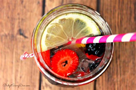 Energy Boost Detox Water by Energy Boost Detox Water Recipe Budget Savvy