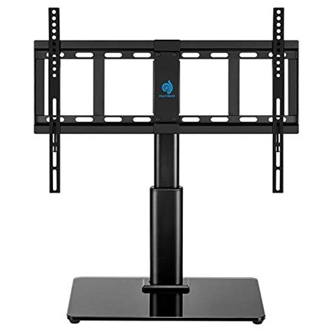 Universal Table Top Tv Stand For 32 To 60 Inch Tvs With 40 Desk Top Tv Stand