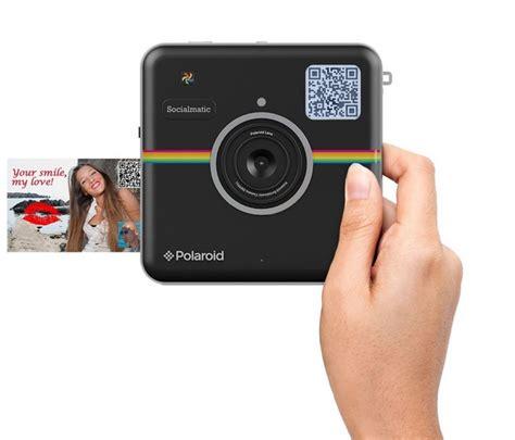 Baterai Polaroid inilah polaroid socialmatic kamera printer sosial media menjadi satu winpoin