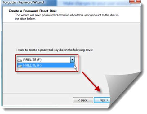 windows password reset on usb create windows 7 or windows 8 password reset disk using