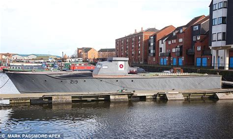 ww2 torpedo boats for sale ww2 royal navy torpedo boat restored to former glory from