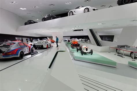 porsche museum plan day at the porsche museum stuttgart germany premier