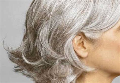 15 Hairstyles For Short Grey Hair   Short Hairstyles 2016