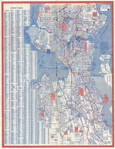 seattle washington map map of seattle geographicus antique maps