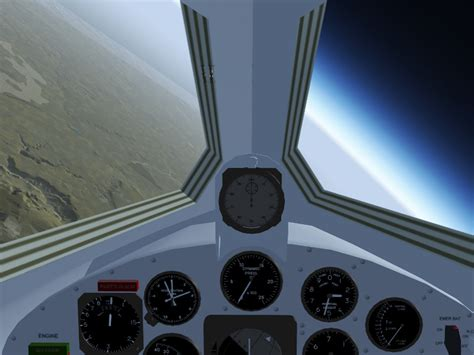 Pushing the boundaries – the X-15 story – FlightGear ... X 15 Cockpit