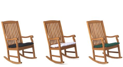 outdoor rocking chair cushions canada teak furniture and outdoor teakwood patio canadian furniture