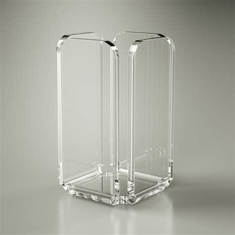 Bicchieri In Plexiglass Bicchiere A Sponde Accessori Bagno In Plexiglass Arte
