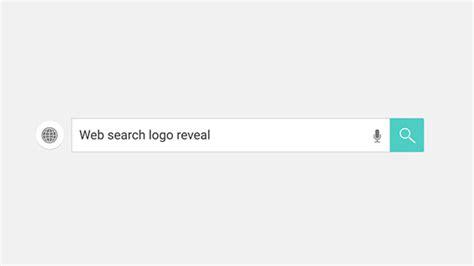 Search Logo Web Search Logo Reveal By Soundeleon Videohive