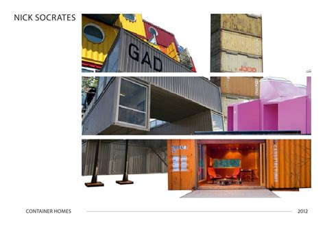 shipping container home design books shipping container architecture