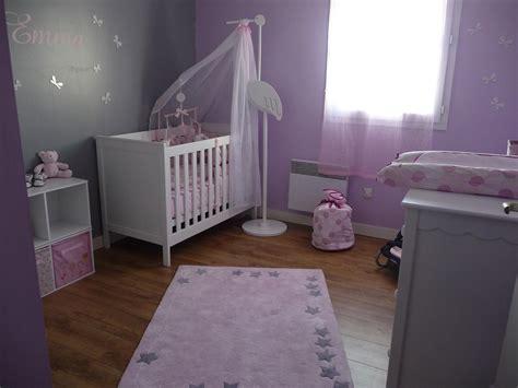 deco chambre bebe fille violet la chambre de b 233 b 233 feng shui