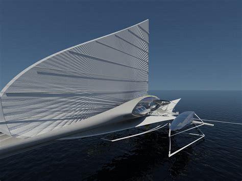 hydrofoil yacht design fresnel hydrofoil trimaran trimaran yacht comes with solar