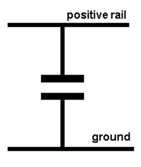 decoupling capacitor symbol girijesh solution