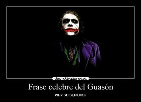 imagenes de el joker con fraces frase celebre del guas 243 n desmotivaciones