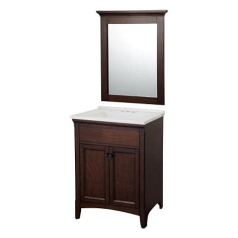 Vanity Tops At Home Depot by Foremost Emmeline 25 In Vanity W Cultured Marble Top