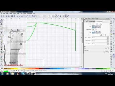pattern drafting inkscape 17 best images about patternmaking tech on pinterest