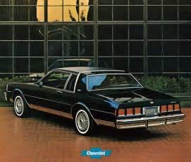 1981 Chevrolet Caprice 1981 Chevrolet Caprice Coupe