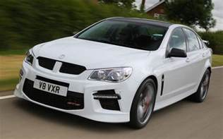 Vauxhal Cars Vauxhall Vxr8 Automatic Driven Thunder From
