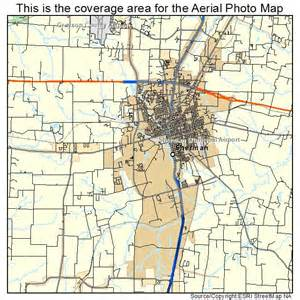 map of sherman aerial photography map of sherman tx