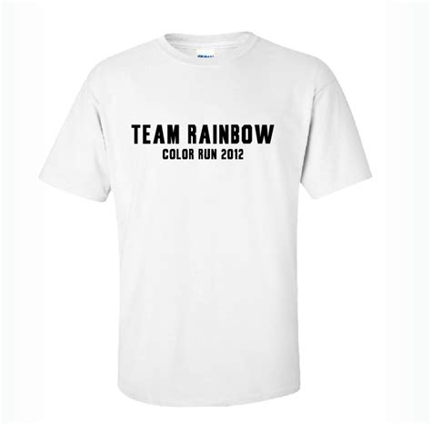 color run shirts the color run and color me rad t shirt ideas ink to the