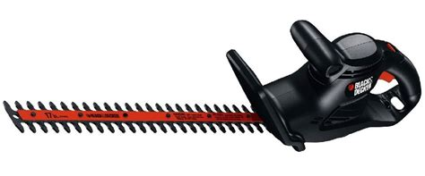 black decker hedge trimmer black decker 17 quot blade hedge trimmer easy backyard